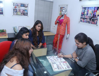 Admissions In Fashion Designing Fashion Career Institute In Delhi